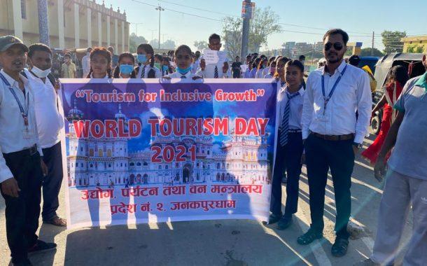World Tourism Day 2021